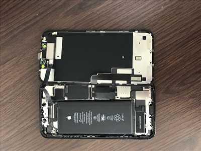 Exemple de réparation de smartphone n°3949 à Saint-Quentin par SASU SOVELI phone&com