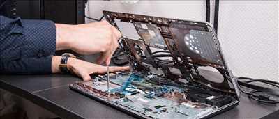 Photo de réparation d'ordinateur n°395 dans le département 63 par Média Déclic