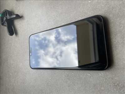 Exemple de réparation de smartphone n°3961 à Romans-sur-Isère par laptek multimédia