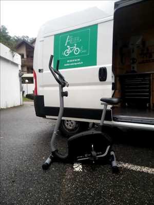 Photo de réparation de bicyclette n°3975 dans le département 73 par Atelier Vélo by Eric