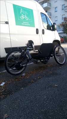 Photo de réparation de vélo n°3976 à Chambéry par Atelier Vélo by Eric