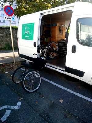 Exemple de réparation de bicyclette n°3977 à Chambéry par Atelier Vélo by Eric