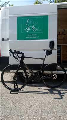 Photo de réparation de bicyclette n°3979 dans le département 73 par Atelier Vélo by Eric