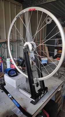 Photo de réparation de bicyclette n°3983 dans le département 76 par Berti Cycles