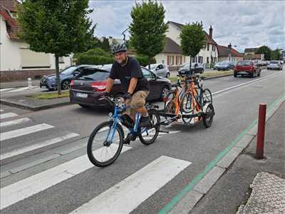 Photo de réparation de vélo n°3984 à Elbeuf par Berti Cycles