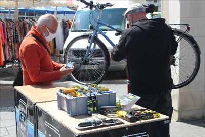 Exemple de réparation de bicyclette n°3985 à Elbeuf par Berti Cycles