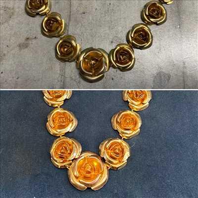 Photo de réparation de bijoux n°4010 à Paris 3ème par le réparateur Atelier joze paris