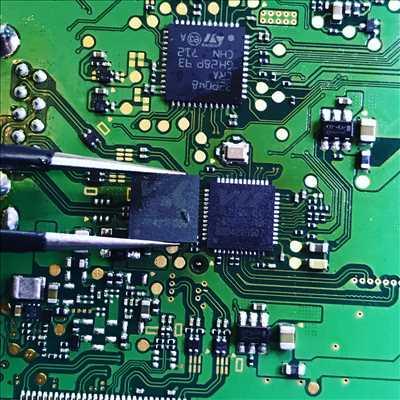 Photo de réparation de console de jeux n°402 à Béziers par le réparateur I LOVE MY CONSOLE