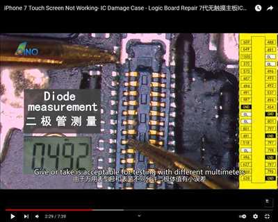 Photo de réparation de téléphone n°4046 à Longjumeau par le réparateur tronic