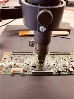 Photo de réparation de carte électronique n°4054 à Toulouse par le réparateur JV.TRONICS