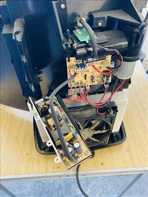 Exemple de réparation de matériel électroménager n°4089 à Toulouse par JV.TRONICS
