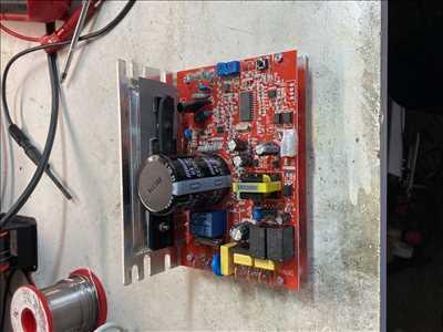 Photo de réparation de matériel électroménager n°4091 dans le département 31 par JV.TRONICS