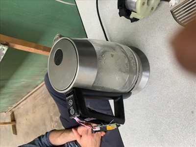 Exemple de réparation de matériel électroménager n°4097 à Saint-Herblain par Tristan