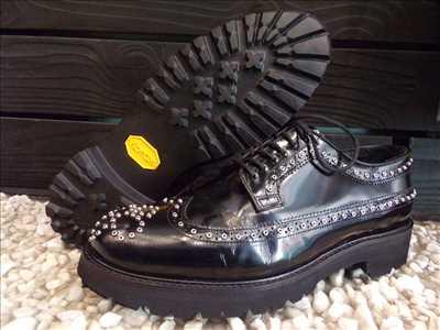 Exemple de réparation de chaussures (cordonnerie) n°413 à Paris par Vibram Paris Academy