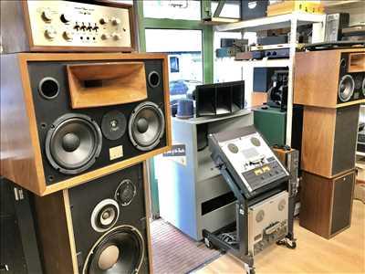 Photo de Réparation de matériel hifi, matériel audio n°419 dans le département 75 par HIFI STORE PARIS