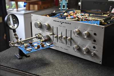 Photo de Réparation de matériel hifi, matériel audio n°423 dans le département 75 par HIFI STORE PARIS