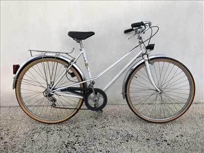 Photo de réparation de bicyclette n°427 dans le département 17 par Eric
