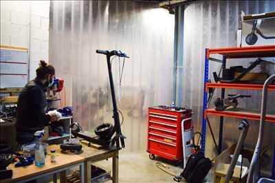 Photo de réparation de trottinette électrique adulte et enfant n°431 dans le département 30 par Airlab Industrie