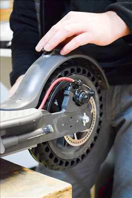 Exemple de réparation de trottinette électrique adulte et enfant n°433 à Nîmes par Airlab Industrie