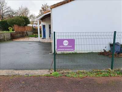 Exemple de réparation d'ordinateur n°445 à La-Roche-Sur-Yon par CGB Informatique