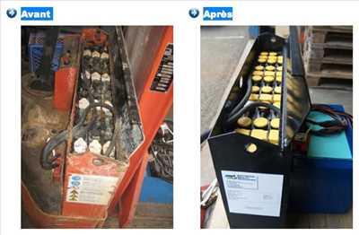 Photo de réparation de circuit électronique n°467 dans le département 57 par Contact