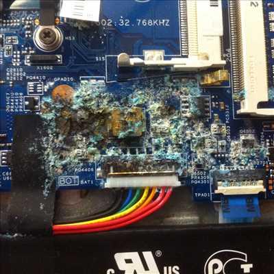 Photo de réparation informatique n°478 à Clermont-Ferrand par le réparateur TECHNIVAL