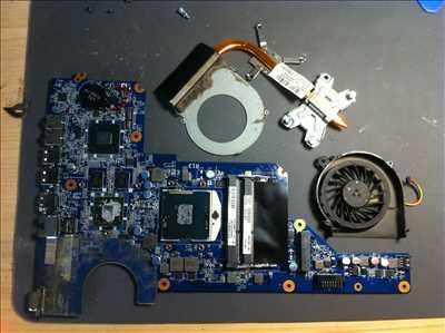 Photo de réparation d'ordinateur n°479 dans le département 63 par TECHNIVAL