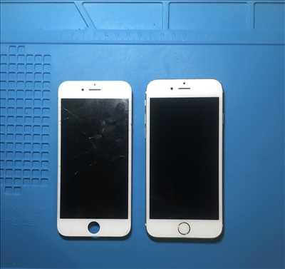 Exemple de réparation de smartphone n°545 à Montpellier par PHILIPPE RÉPARATION TÉLÉPHONIE ET IPHONE