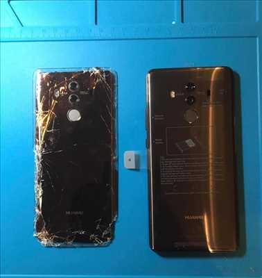 Exemple de réparation de smartphone n°549 à Montpellier par PHILIPPE RÉPARATION TÉLÉPHONIE ET IPHONE