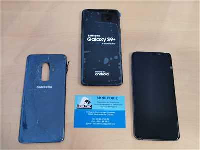 Exemple de réparation de smartphone n°557 à Bordeaux par Mobil'dric