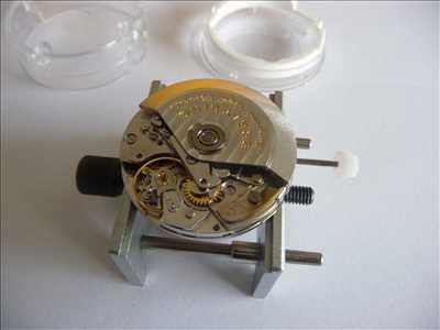 Exemple de réparation de montre n°569 à Perpignan par Fred horloger réparateur
