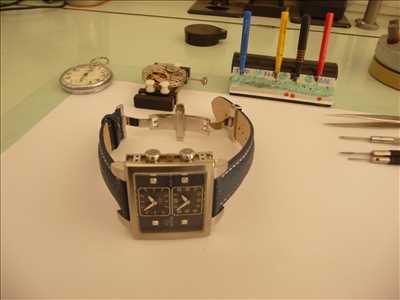 Photo de réparation d'horlogerie et de montre n°574 à Perpignan par le réparateur Fred horloger réparateur