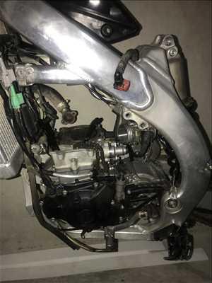 Exemple de réparation de moto utilitaire n°577 à Montpellier par karim