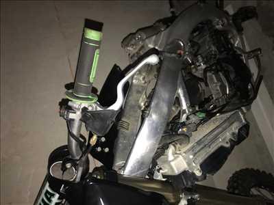 Photo de réparation de moto n°578 à Montpellier par le réparateur karim