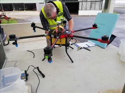 Photo de réparation de drones n°587 dans le département 86 par Robert