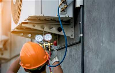 Photo de réparation de climatisation, entretien de climatisation n°591 dans le département 34 par Anje Climatisation