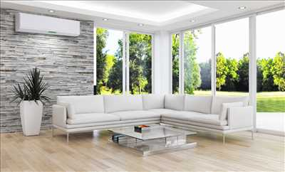 Exemple de réparation de climatisation, entretien de climatisation n°593 à Montpellier par Anje Climatisation
