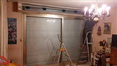Photo de réparation d'un volet roulant n°612 à Toulon par Habitat Rénovation Dépannage 83