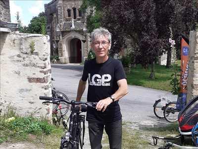Photo de réparation de vélo n°616 à Rennes par Patrick