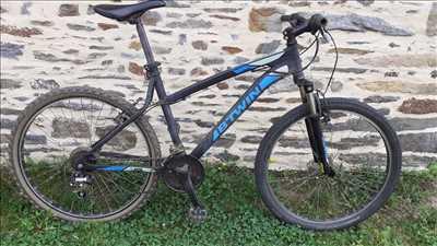 Exemple de réparation de bicyclette n°621 à Rennes par ROUL'VILAINE