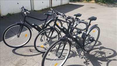Photo de réparation de vélo n°622 à Vitry-sur-Seine par le réparateur cyclothomas94