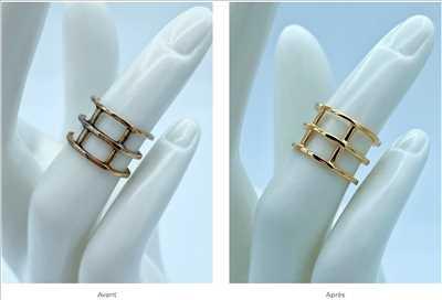 Photo de réparation de bijoux n°64 à Paris par Mon Atelier Parisien