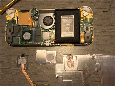 Photo de réparation de console de jeux n°664 à Castelnaudary par VDK Informatique