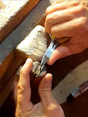 Exemple de réparation d'objets précieux n°685 à Strasbourg par L'ETABLI DU BIJOUTIER