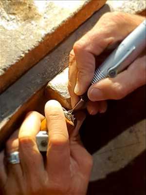 Photo de réparation d'objets précieux n°687 dans le département 67 par L'ETABLI DU BIJOUTIER