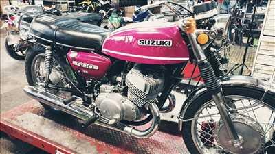 Photo de réparation de moto utilitaire n°703 dans le département 38 par AGPL