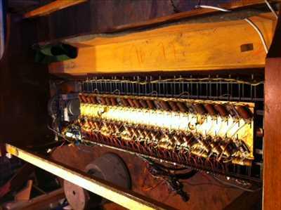 Photo de réparation d'instruments de musique n°704 à Caen par José