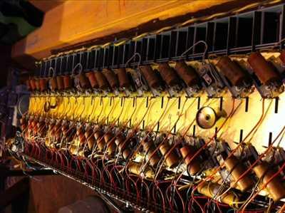 Exemple de réparation d'instrument de musique n°709 à Caen par José