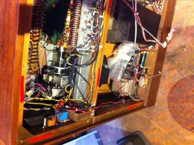 Photo de réparation d'instruments de musique n°710 à Caen par le réparateur José