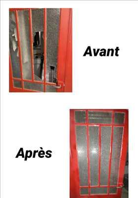 Photo de réparation de porte et de serrure n°712 à Toulouse par Obert Toulouse